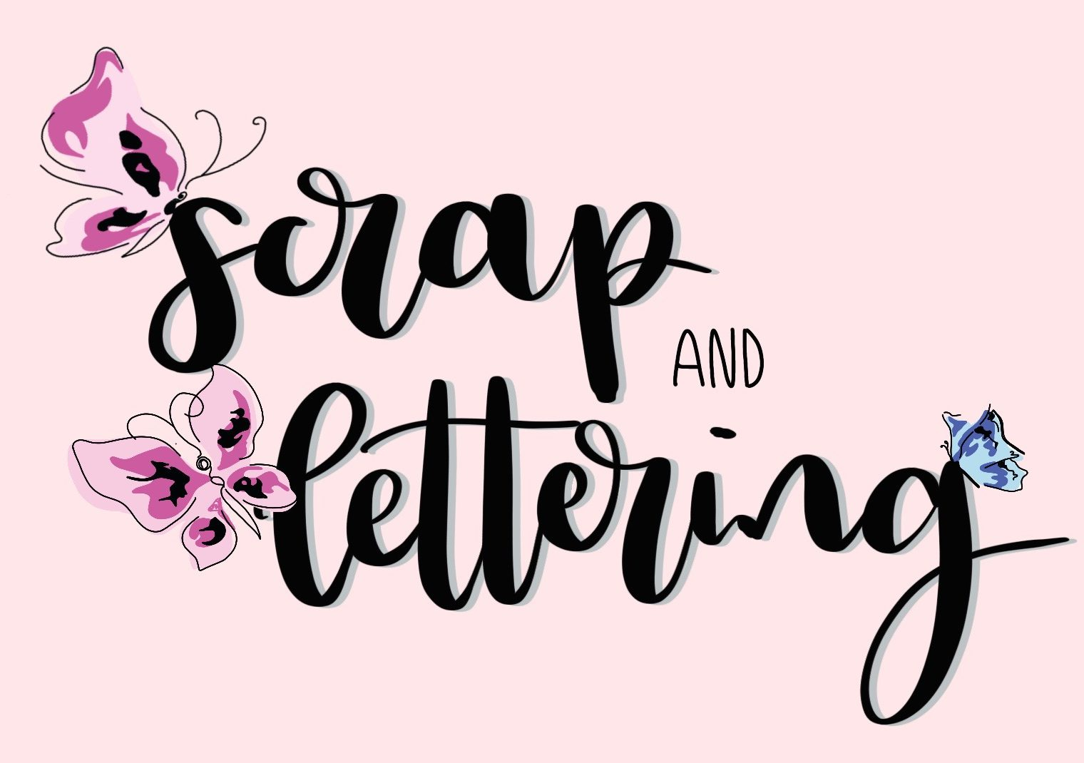 Scrap and lettering